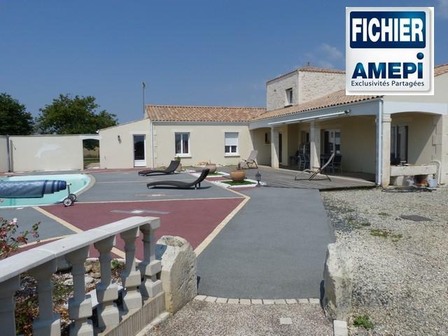 vente maison dans le Marais Poitevin