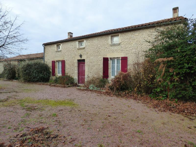 Achat maison Fontenay le Comte